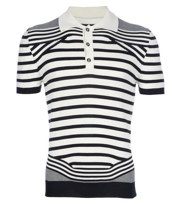 Polo Jean Paul Gaultier (620 euros) | Vêtements