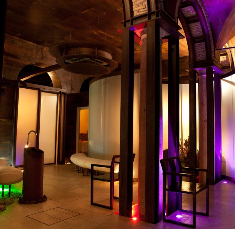 Love The Lighting Acanto Day Spa Centro Benessere E Massaggi A
