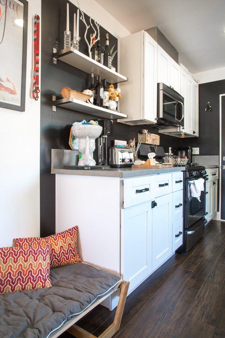jaclyn 39 s cozy kitschy silver lake home k chen pinterest deko. Black Bedroom Furniture Sets. Home Design Ideas