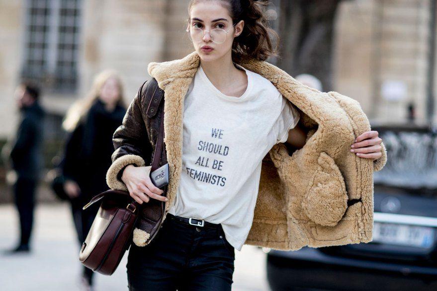 Resultado de imagem para camiseta com frase street style