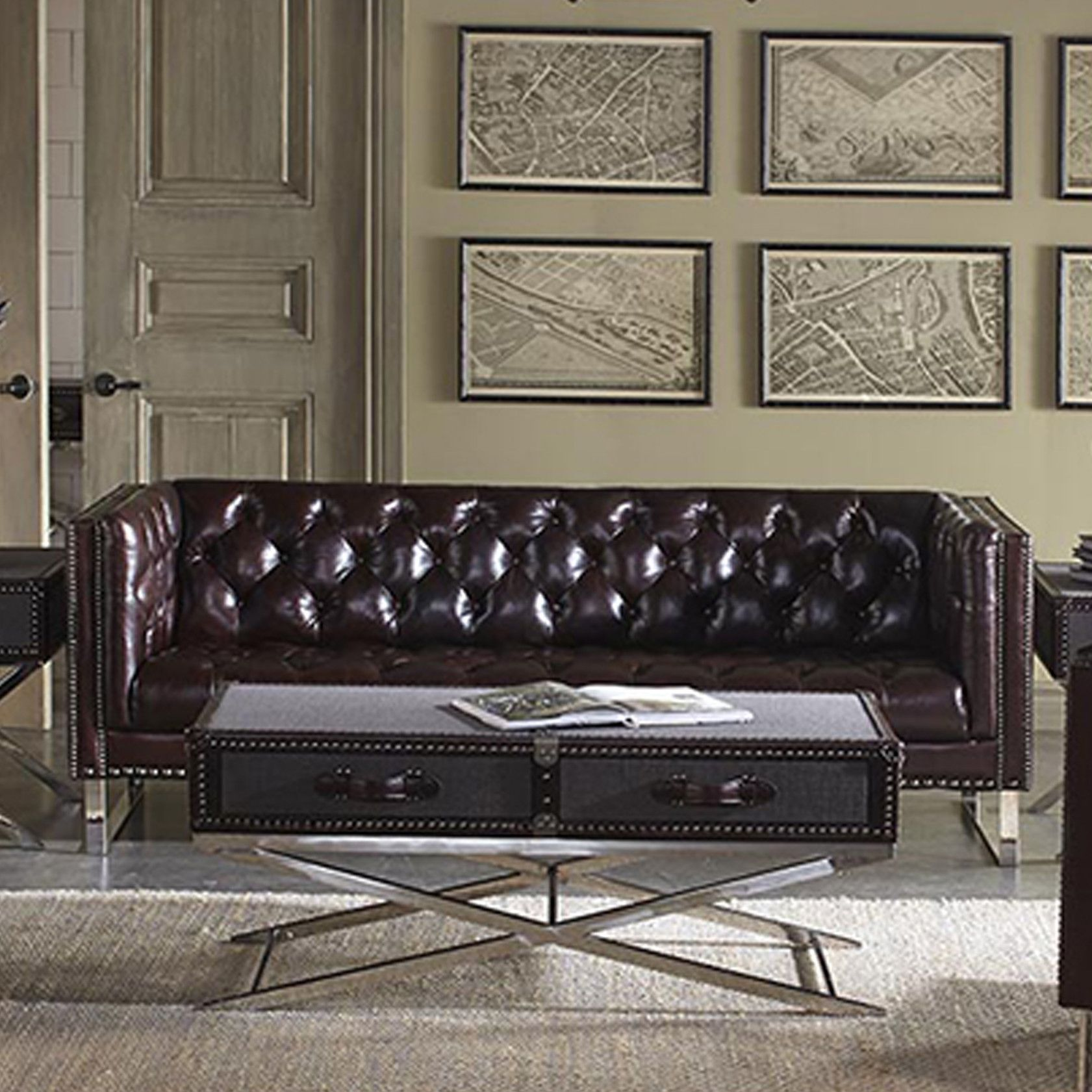 Features:  -Bordeaux collection.  Design: -Standard.  Style: -Traditional…