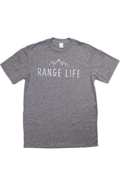 Men's Range Life Grey