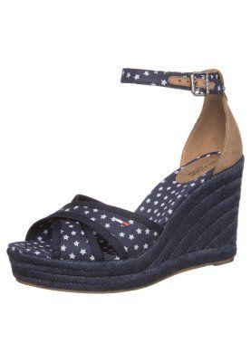 LIVELY - Sandaler med høye hæler - blå