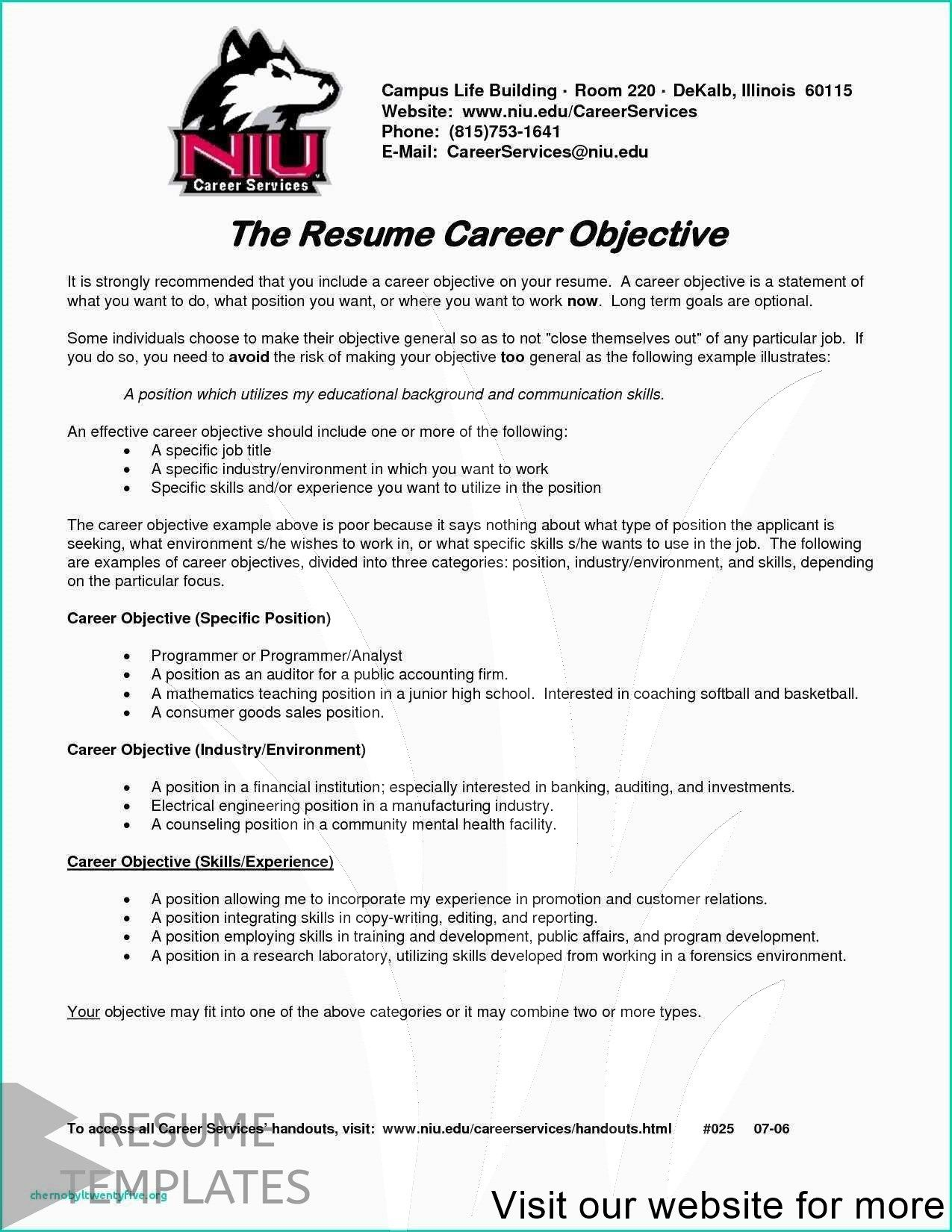 11 Resume Design Template Layout Free Resume Objective Sample Resume Objective Examples Resume Objective Statement Examples