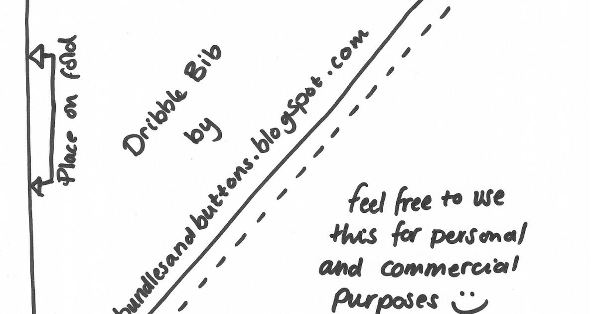 Dribble Bib Pattern.pdf