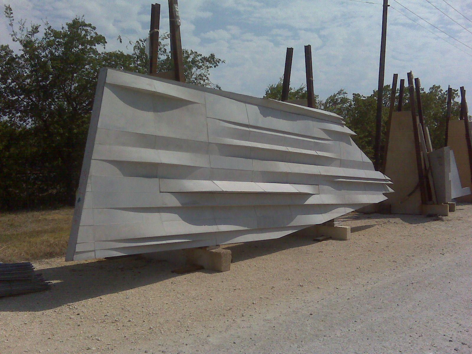 Morphosis Museum Of Nature Science Facade Gate Precast