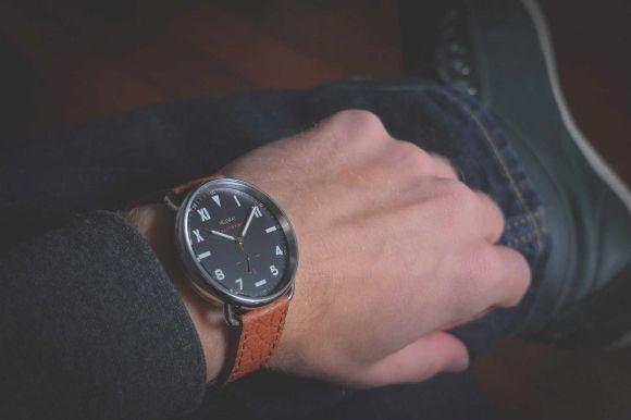 Helgray Watch by Rossling