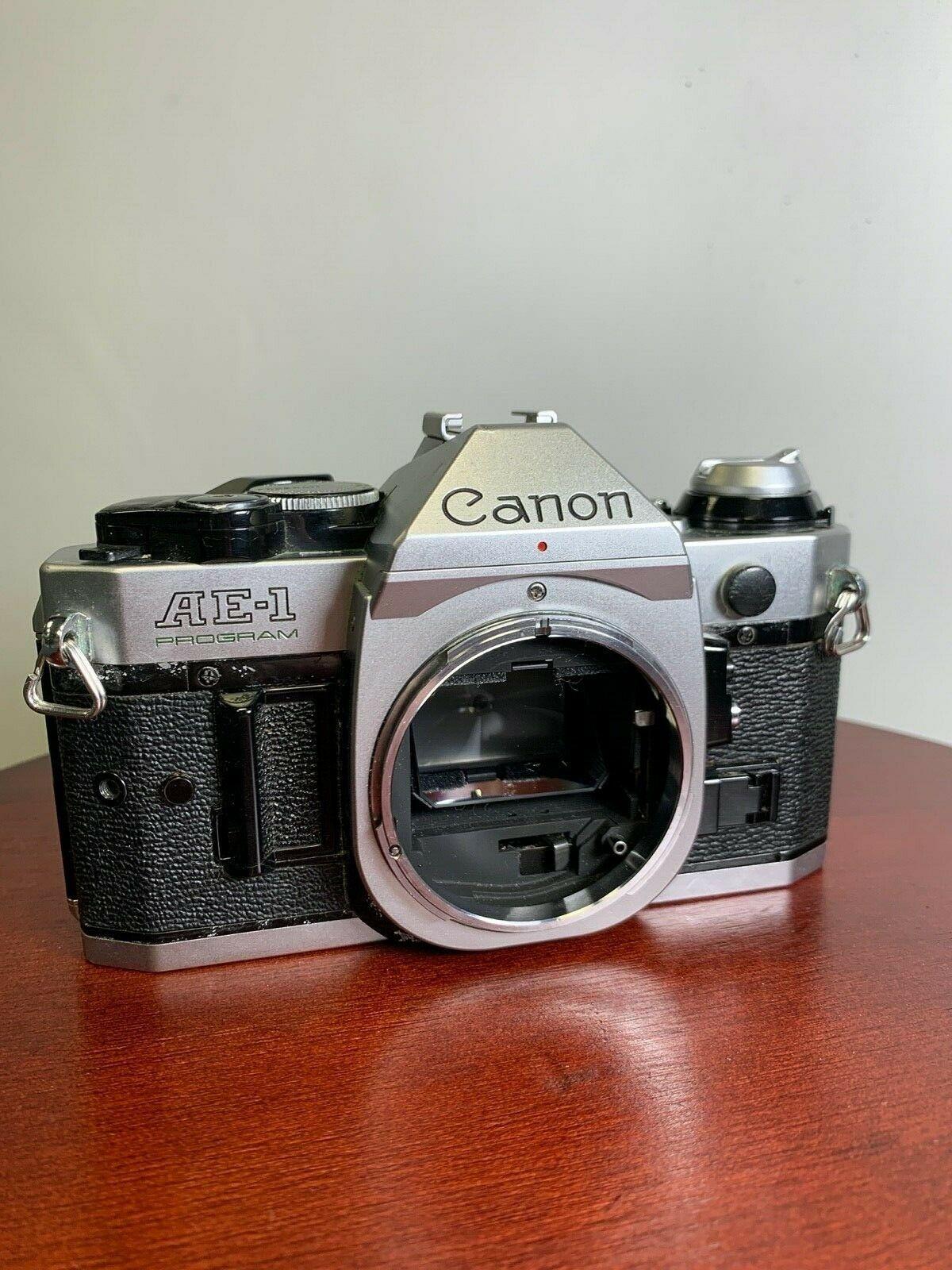 Canon AE 1 Programm Kameragehäuse - IB507