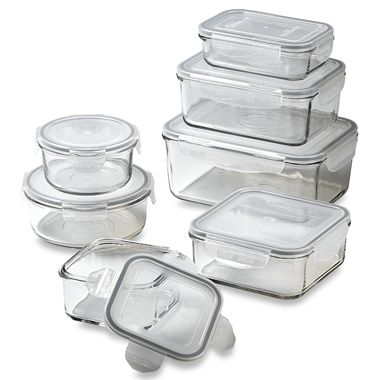 Glasslock Food Storage Container Sets Good Product Snapware Glass Lock Containers  Pinterest