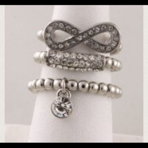 Jewelry - #162 Infinity Stretchable Bracelet