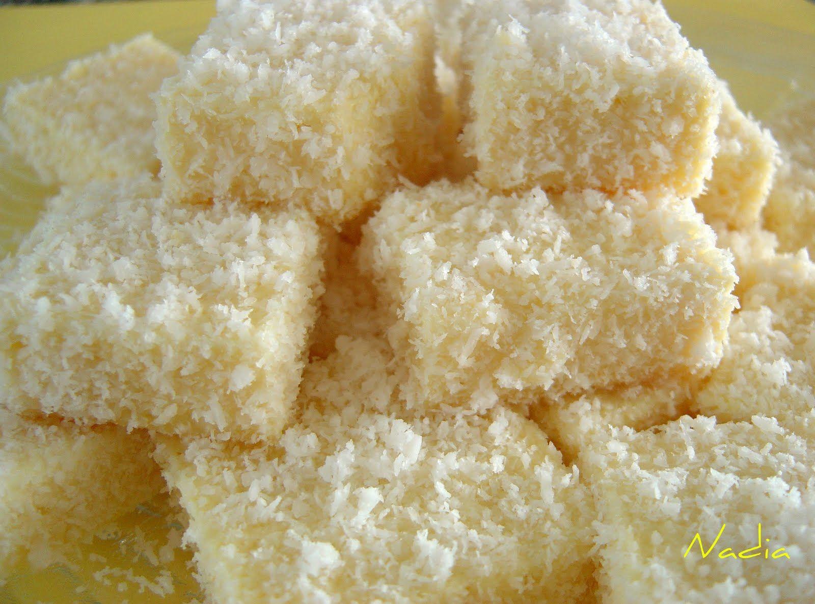 La cucina piccoLINA: Dolcetti al cocco | Piccola pasticceria ...