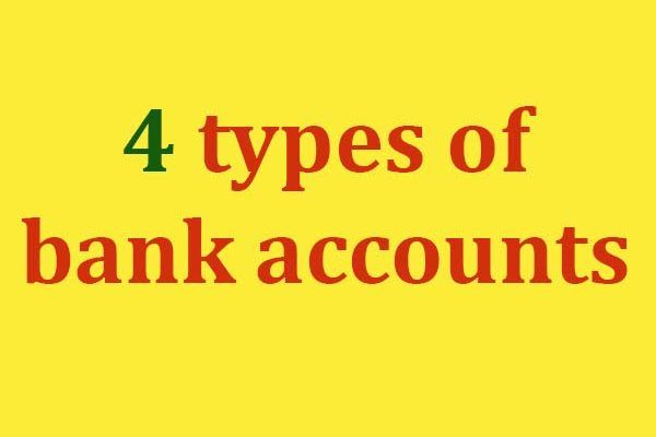 Discovering Various Types Of Bank Accounts Mycheckweb Com Bank