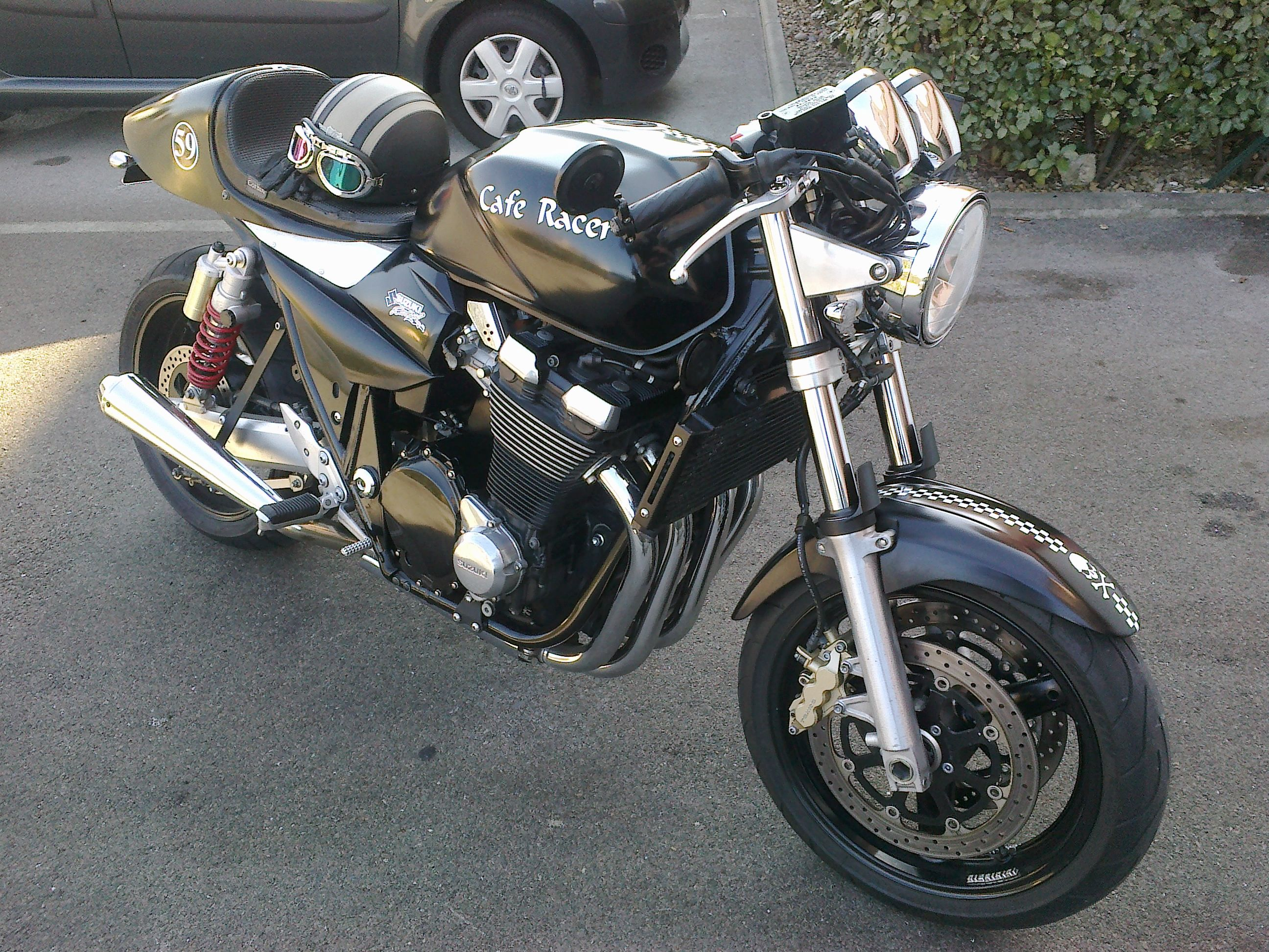got torque a suzuki 1400 gsx cafe motorcycles rare. Black Bedroom Furniture Sets. Home Design Ideas