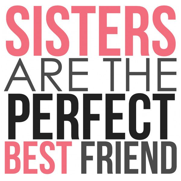 10 Lovely Sister Quotes (with Pictures) Liked On Polyvore