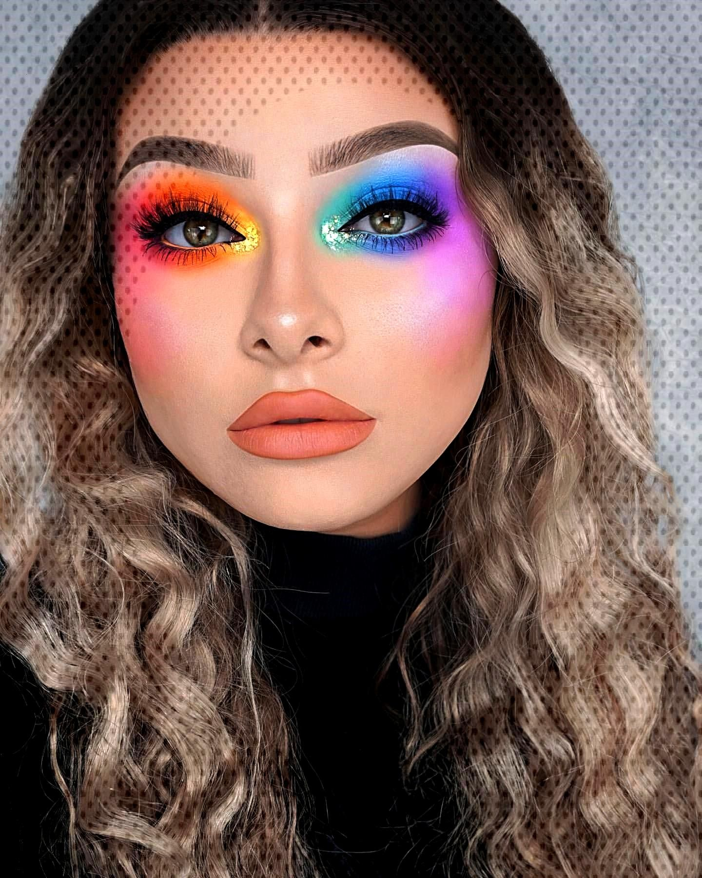dramatic makeup looks make glow 2020 you 60 in 60
