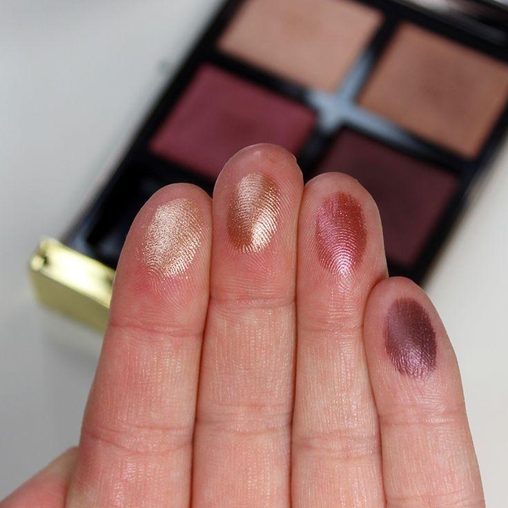 Review Tom Ford Honeymoon Eyeshadow Quad Best Of Basic Makeup