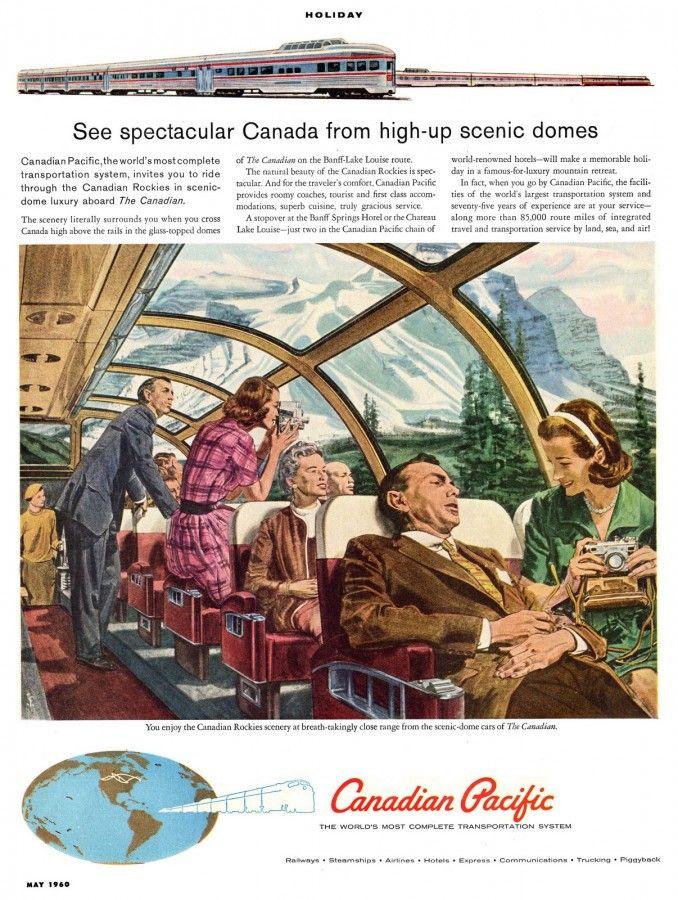 Canadian Pacific Railroad.