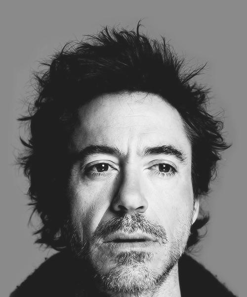 Robert Downey Jr.<3