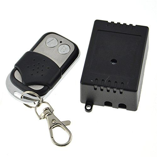 Remote Control Switch Keyfob For Gate Door Lock Access System No Battery Inside Of This Remote Control Access Control Garage Door Opener Remote Remote Control