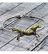 Galloping Horse Goldtone Hook Bracelet. Accessorize in Style with This Western Themed Hook Bracelet! EW001 http://www.amazon.com/dp/B00U9PCDIS/ref=cm_sw_r_pi_dp_DUAgvb0NZMM46