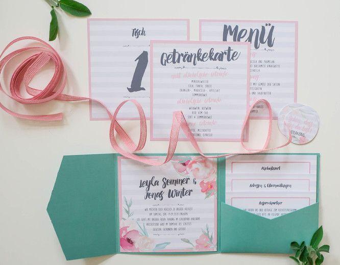 Sneak Peek Pocketfold Hochzeitseinladungen Karte Hochzeit Hochzeitseinladung Einladungen