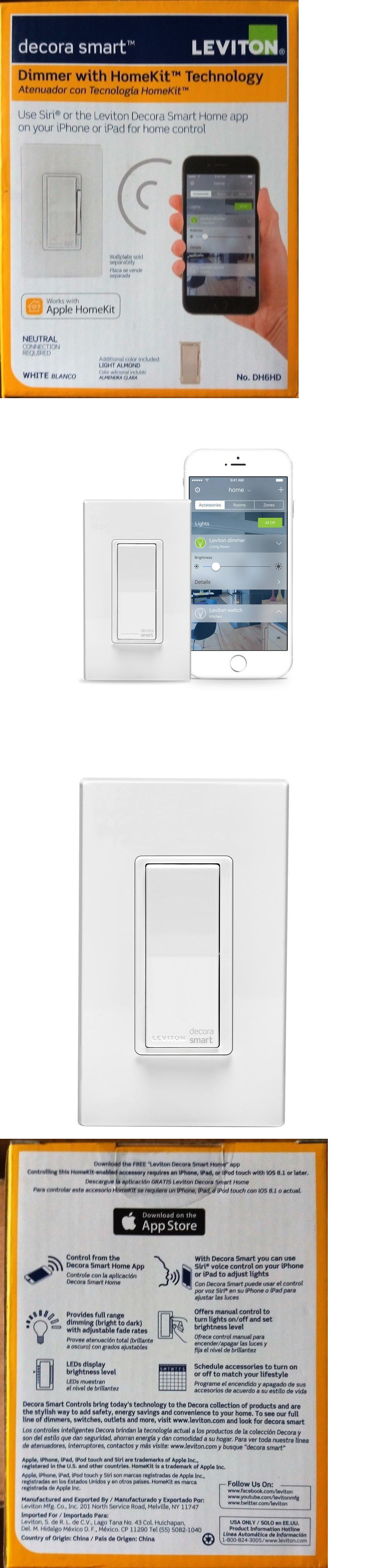 Fine Leviton Smart Home Component - Simple Wiring Diagram ...