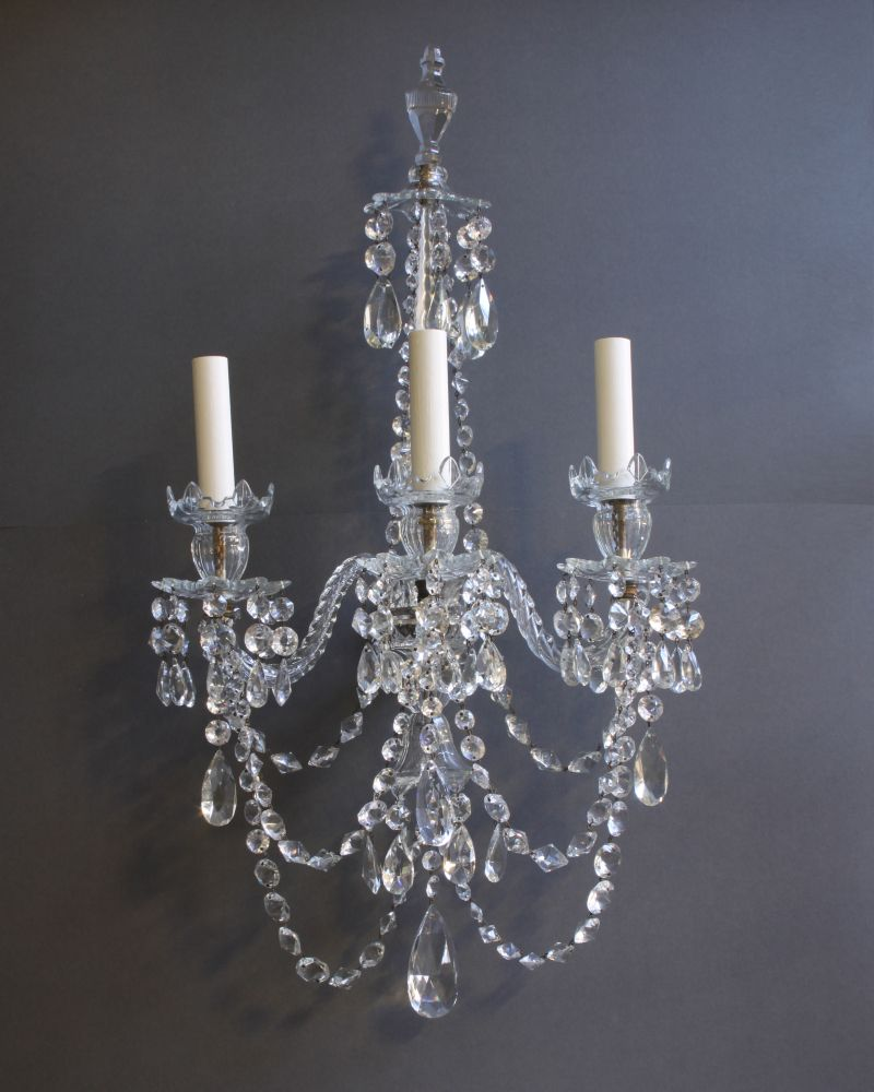 Image Of Crystal Wall Sconce Candle Candle Wall Sconces Photo