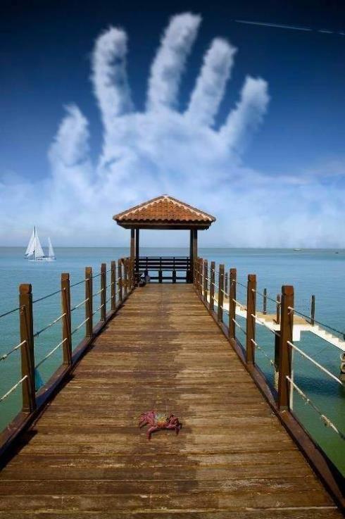 Cloud art..............