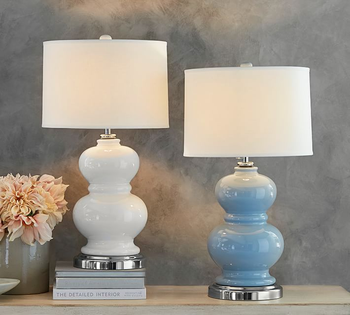 Pottery Barn Alexis Lamp