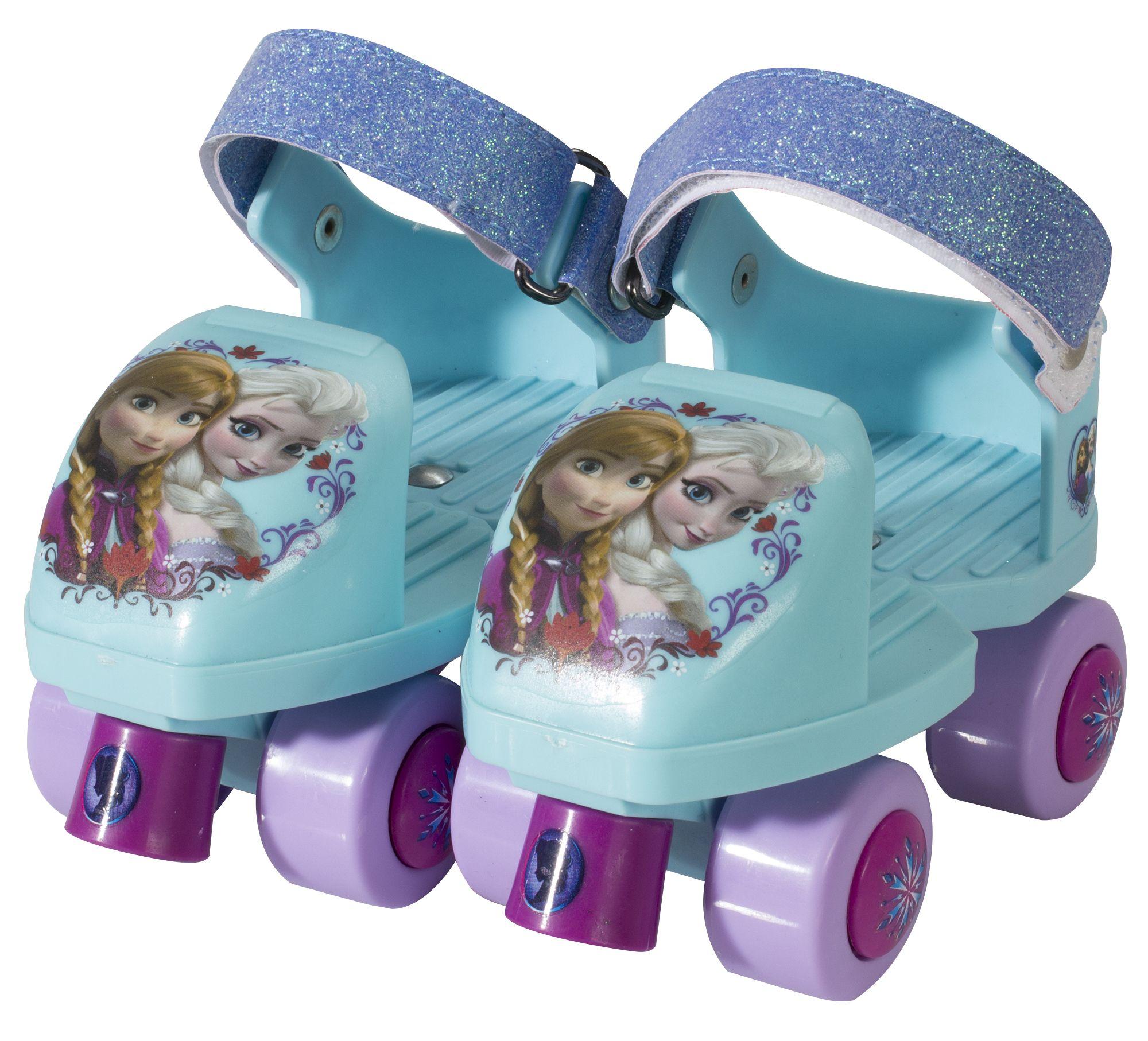 Chicago roller skates walmart - Jr Glitter Skate Combo 19 99 Available At Walmart Frozen Disney