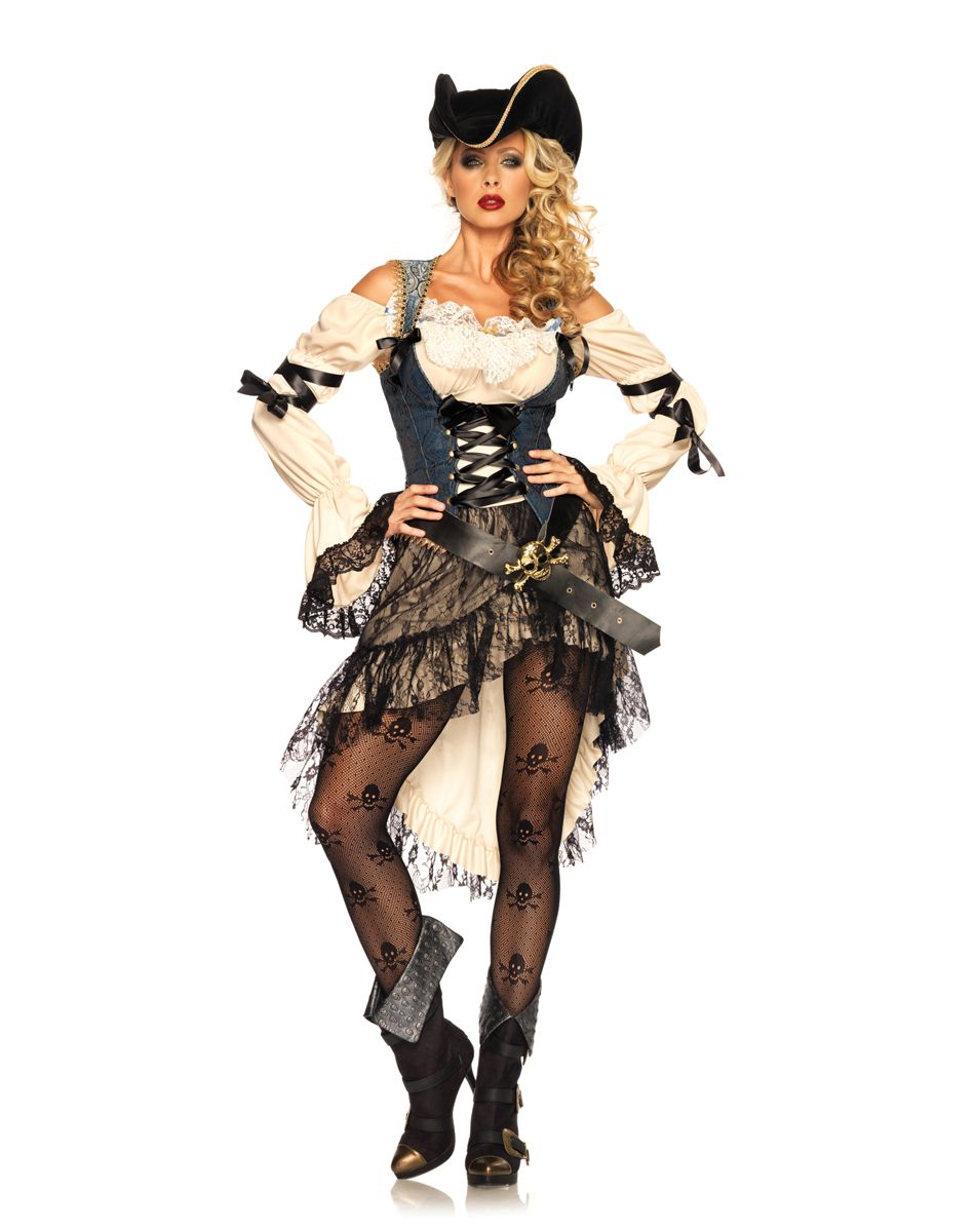 Great Nice Pirate. I Like The Tattered Look