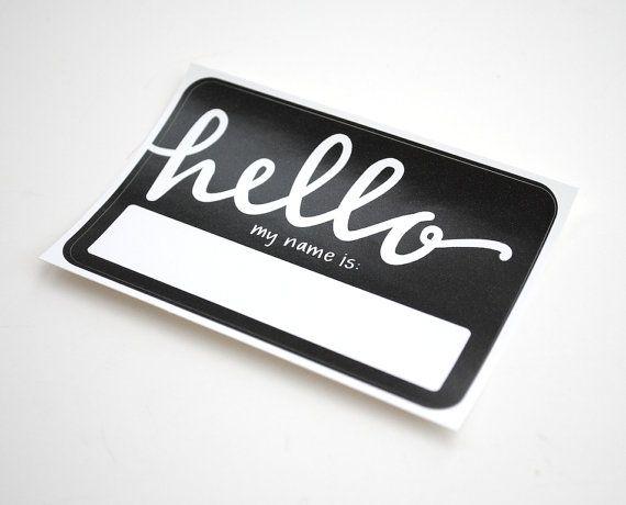 Hand drawn lettering hello spring elegant modern vector clip