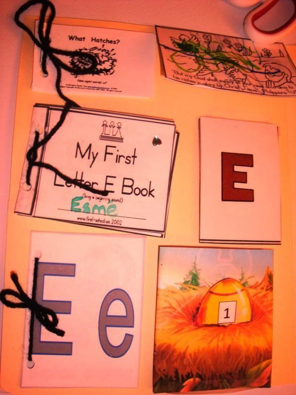 "Mozi Esmé: ""E"" Adventures (preschool)"