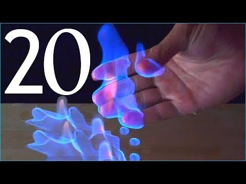 15) 20 Amazing Science Experiments and Optical Illusions