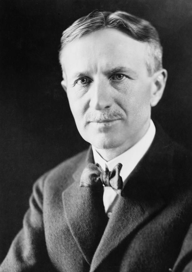 Harvey Firestone 1868 1938 Founded Amazing Faces Old
