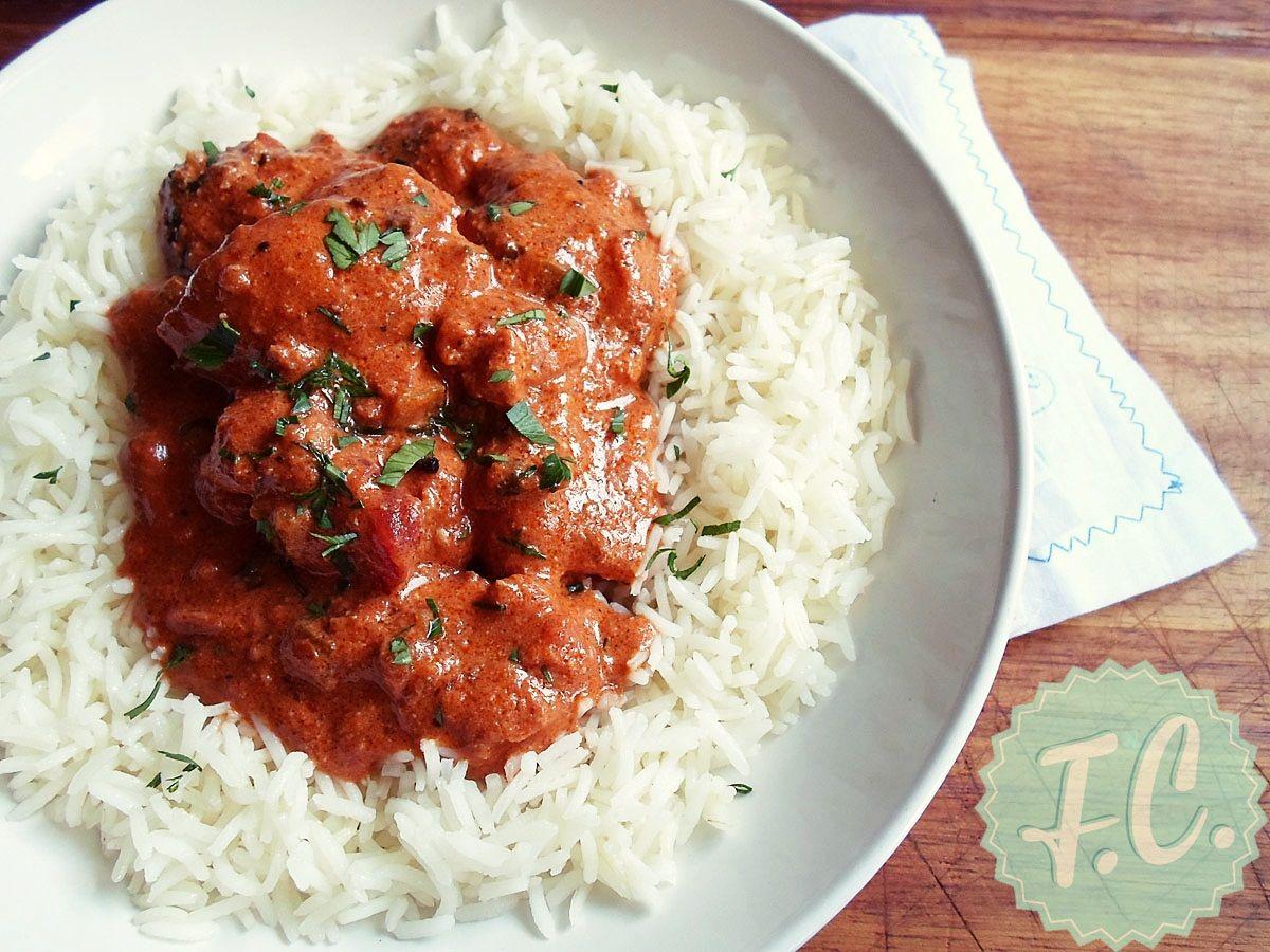 Τίκα Μασάλα, Ινδικό Κοτόπουλο - Funky Cook