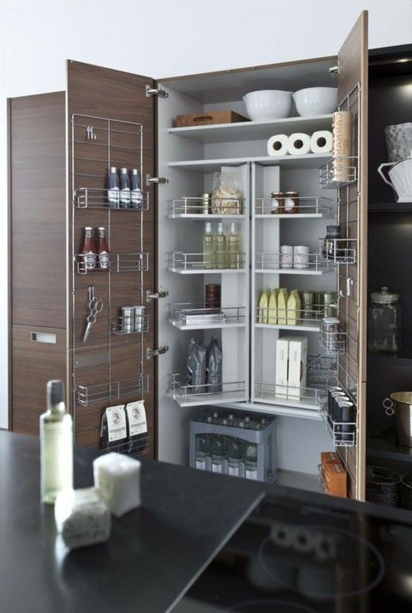 pantry k che pinterest cocinas cocina peque a y. Black Bedroom Furniture Sets. Home Design Ideas