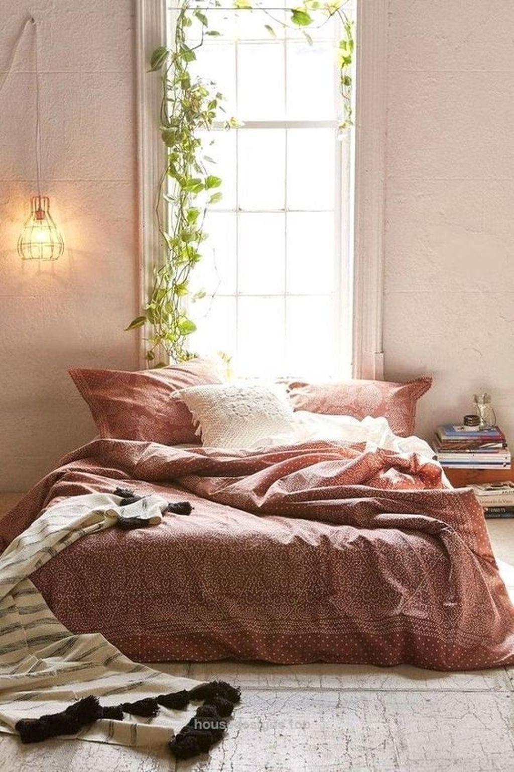 30+ Popular Modern Bohemian Bedrooms Ideas Bohemian