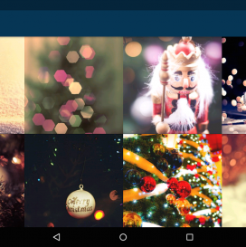 Walloid features stock wallpapers from over 30 smartphone manufacturers. /  © ANDROIDPIT