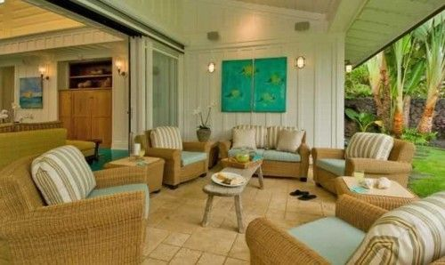 Delightful Tropical Interior Design Trends In Oahu Mansions