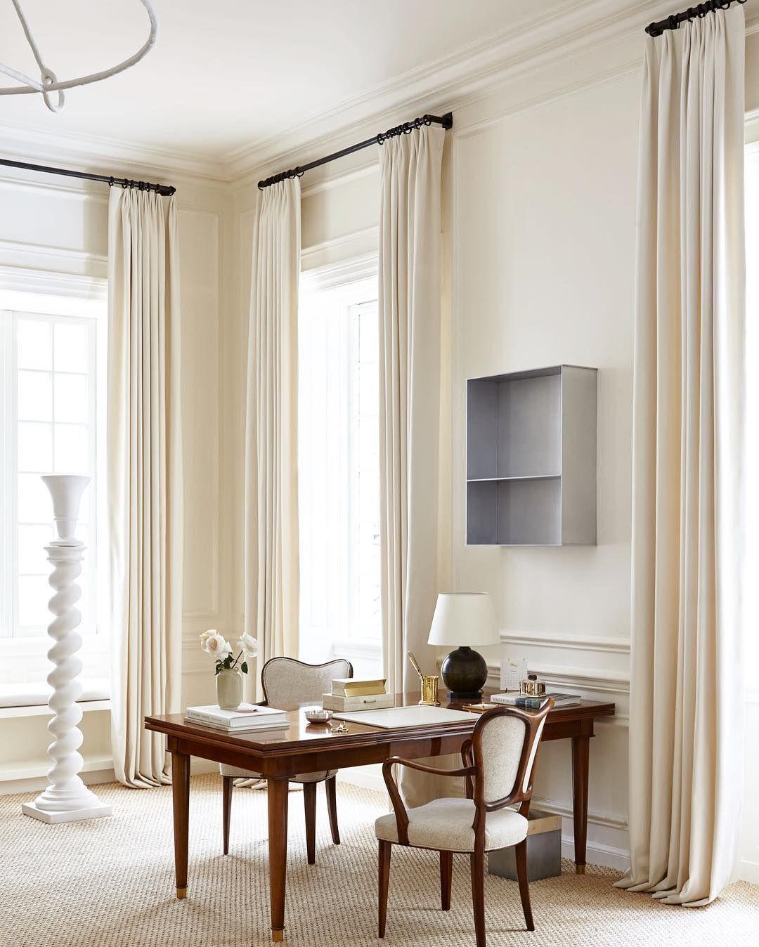 Alyssa Kapito Interiors | Jules Leleu desk | Work It | Pinterest ...