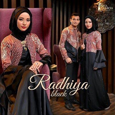 Radhiya Couple By Aina Fashion Bisa Beli Terpisah Free Bros Utk