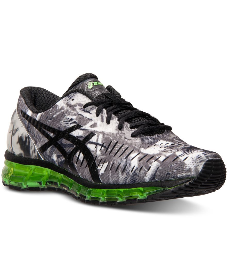 Asics Men S Gel Quantum 360 Running Sneakers From Finish Line Running Sneakers Sneakers Asics Men