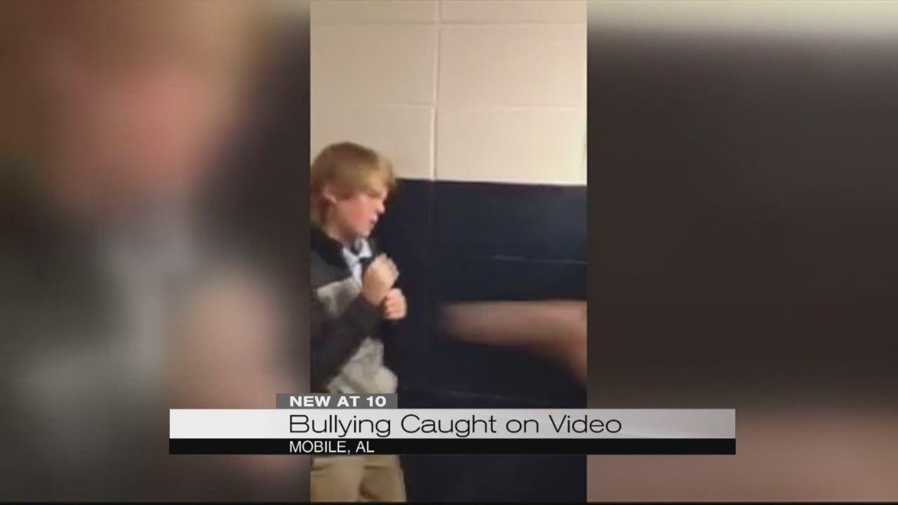 No more bullying video