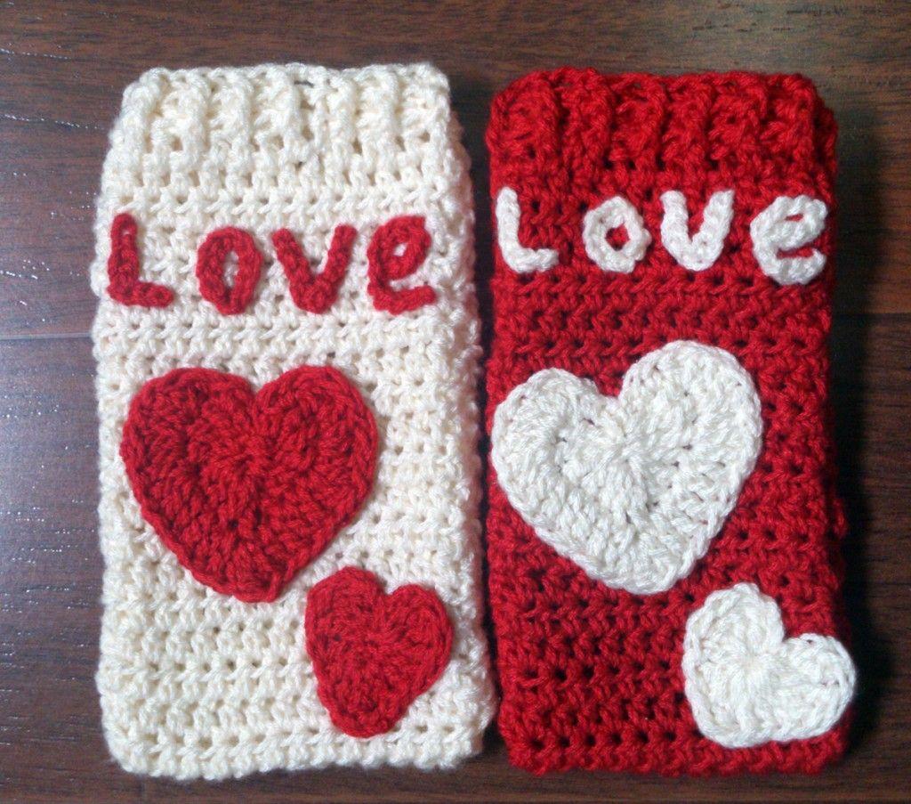 f58f21b06 Funda teléfono móvil con corazones para san valentín