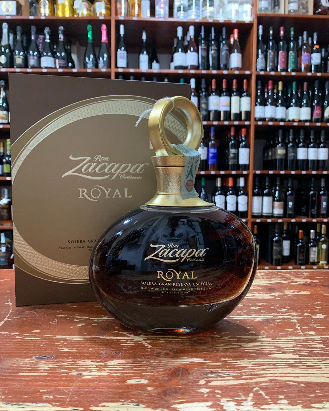 Zacapa Online   Rum Zacapa in Offerta   Bernabei