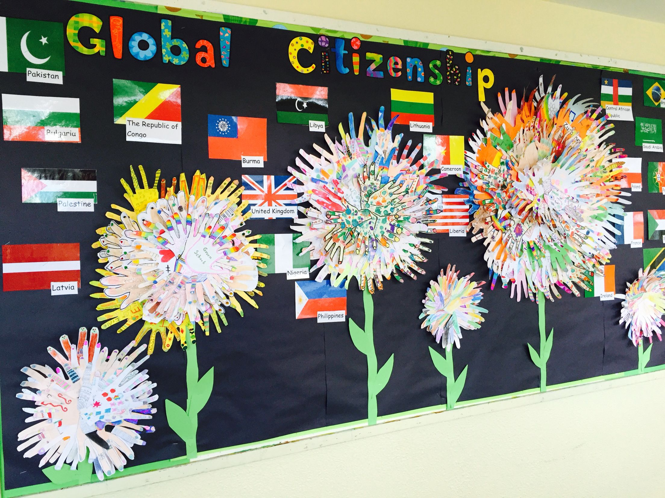 Global Citizenship Green Schools School Psych