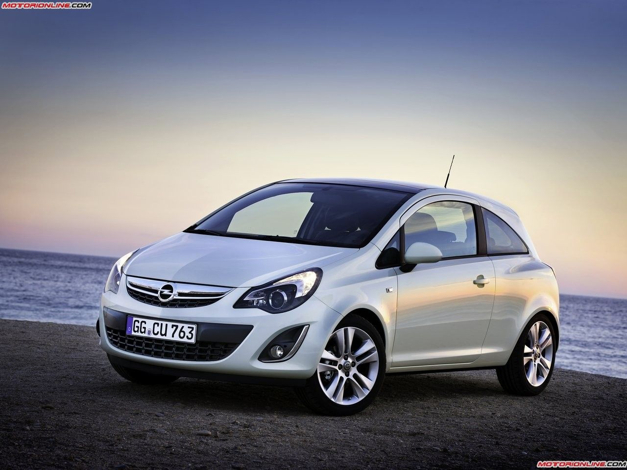 Image for opel corsa 2011 photo