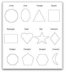 Shape Template Google Search Shape Coloring Pages Printable Shapes Quiet Book Patterns