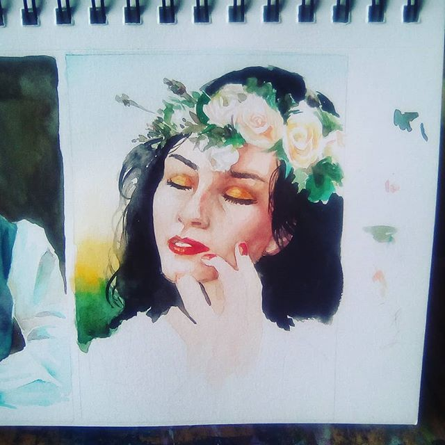 So There Was This Really Neat Foto On #redditgetsdrawn In